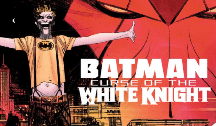 Curse Of The White Knight #4 sneak peek