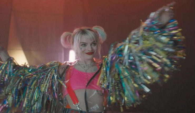 Harley gets her emancipation in the Birds Of Prey movie with a new look from a great new costume designer
