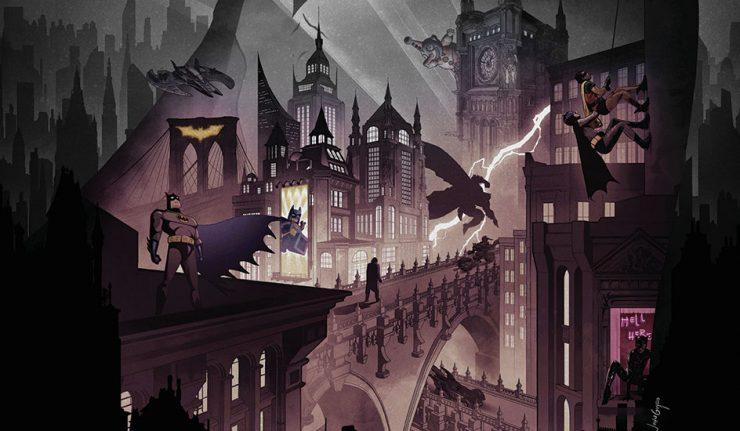 Batman - The Definitive History