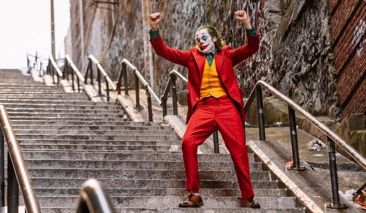 Box office conquered by Phoenix's Joker