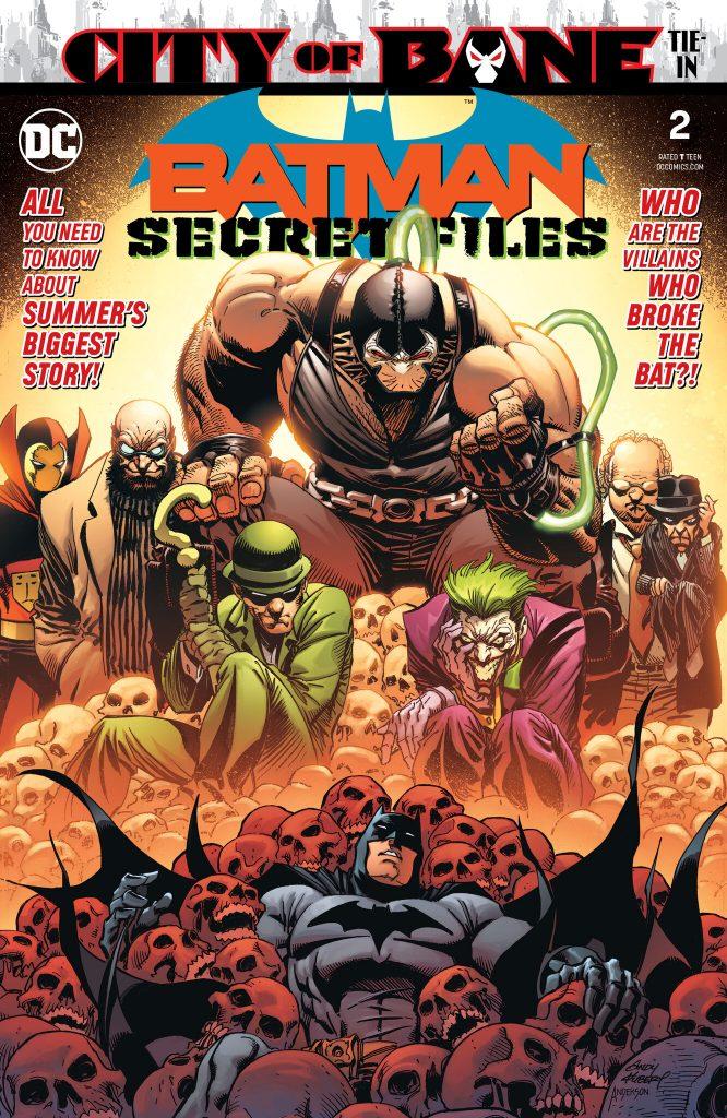 Batman Secret Files 2