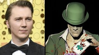 Paul Dano is The Riddler