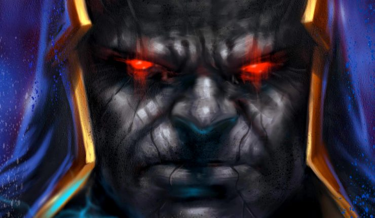 Darkseid is... in Justice League Odyssey #15