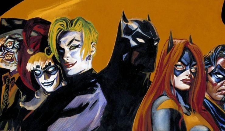 DC Animated Movies - my picks
