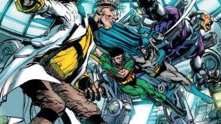 Batman vs Ra's al Ghul #3