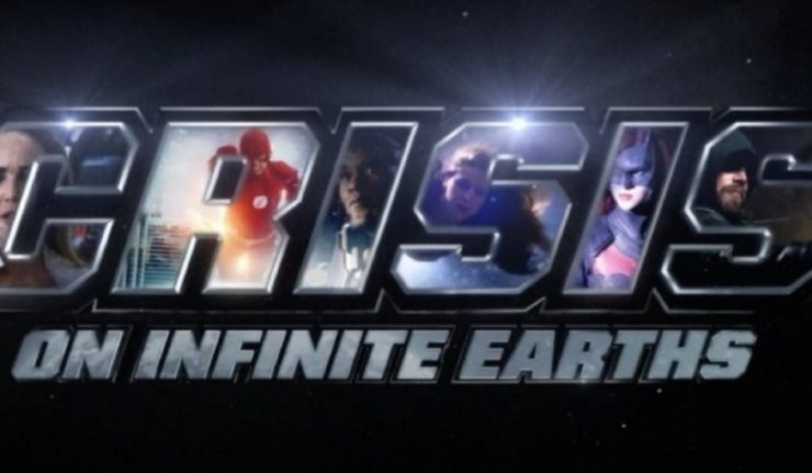 """The CW's """"Crisis On Infinite Earths"""""""