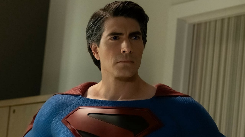 Superman Returns (see what I did there?) in Crisis On Infinite Earths
