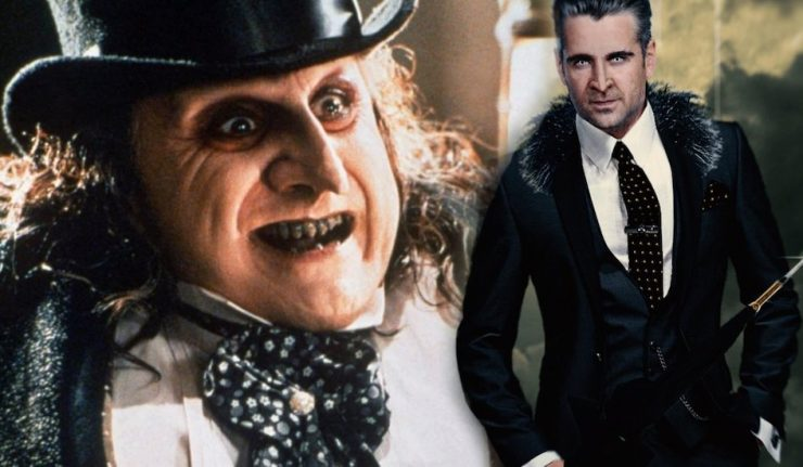 Is Colin Farrell the new Penguin?