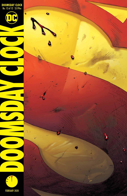 Dkn Spotlight Review Doomsday Clock 12 Dark Knight News