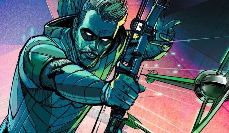 Will kit be Checkmate for Green Arrow?
