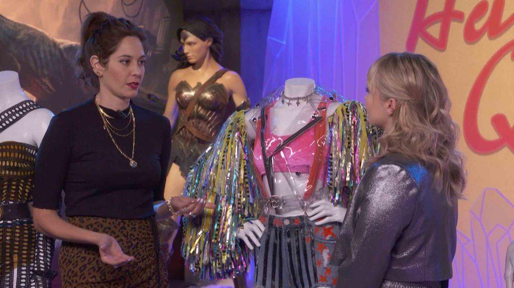 Dc Daily Birds Of Prey Costume Designer On Dressing Harley Quinn Dark Knight News