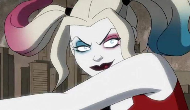 Harley Quinn To Appear on SyFy - Devil's Snare