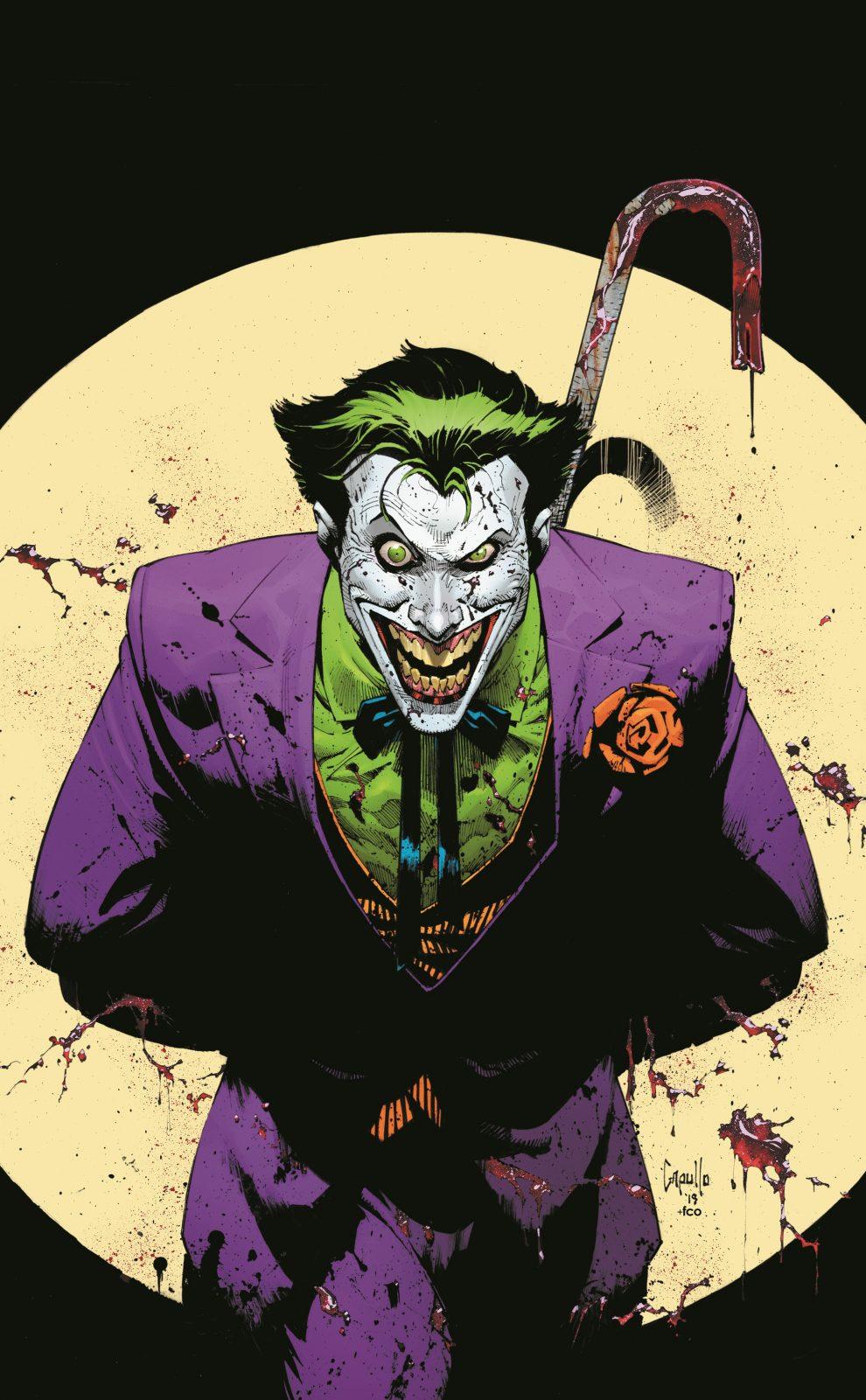 Joker 80th Main Cover