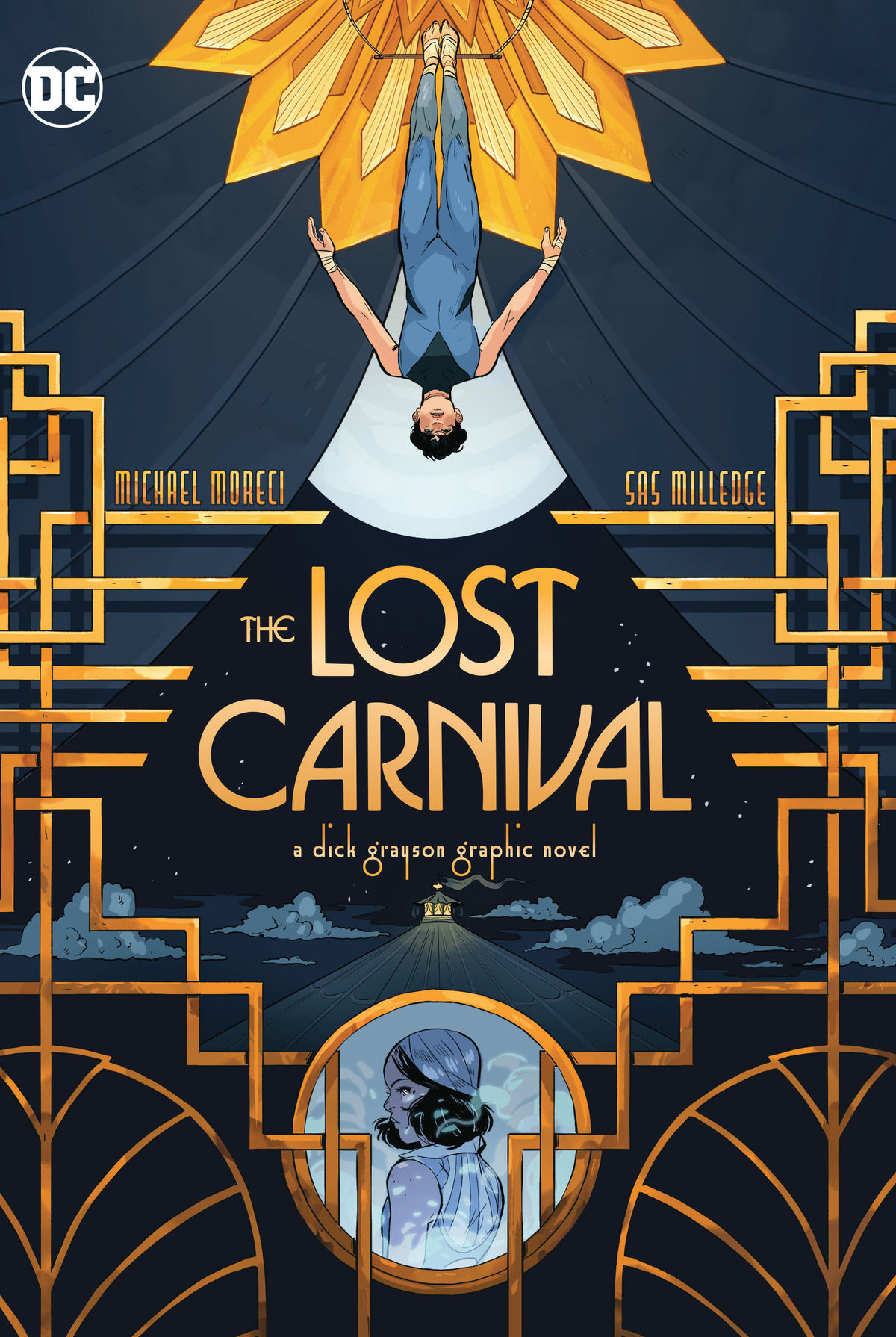 The Lost Carnival Cover Art
