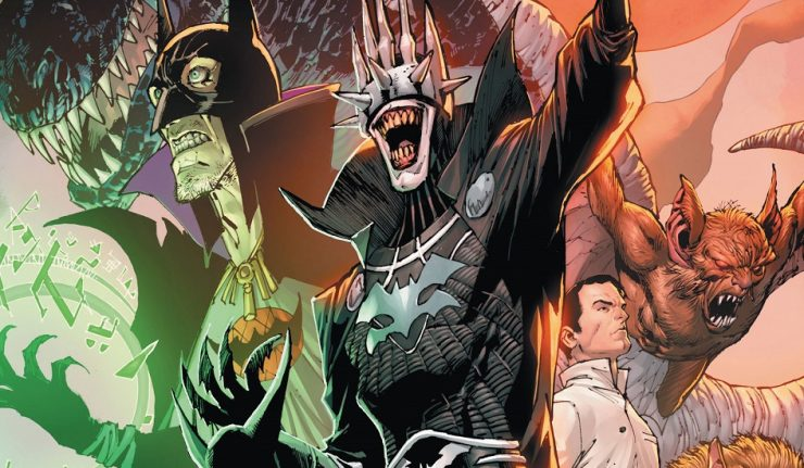 Dark Nights from DC Comics