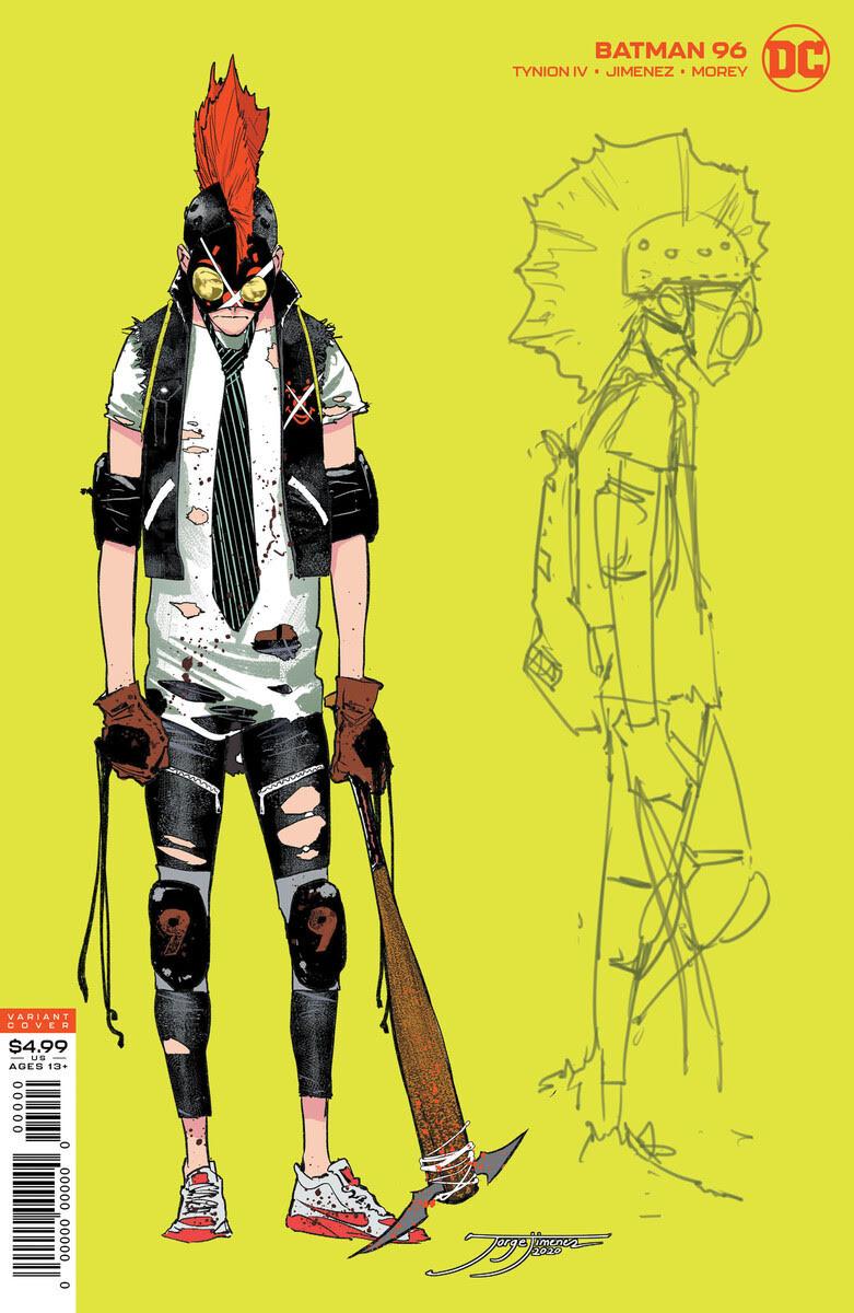 Batman #97 Jimenez Variant