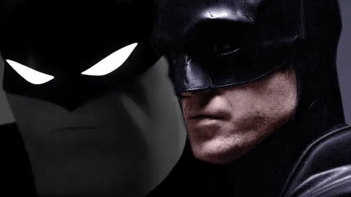 Mattson Tomlin loves Batman: TAS