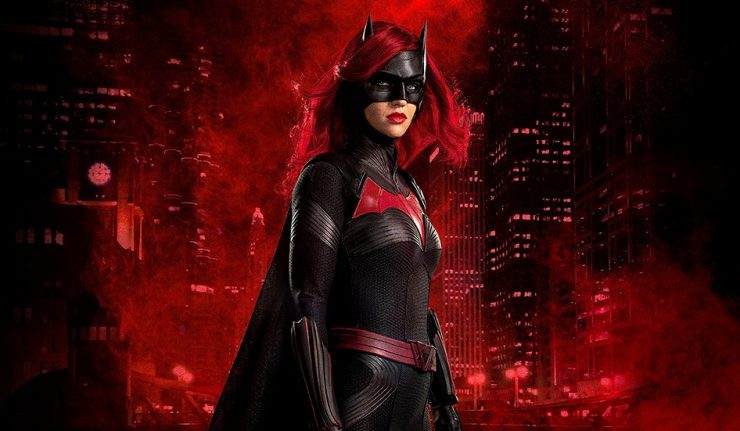 """O, Mouse!"" Banner - New season 2 Batwoman"