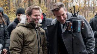 Zack Snyder and Ben Affleck