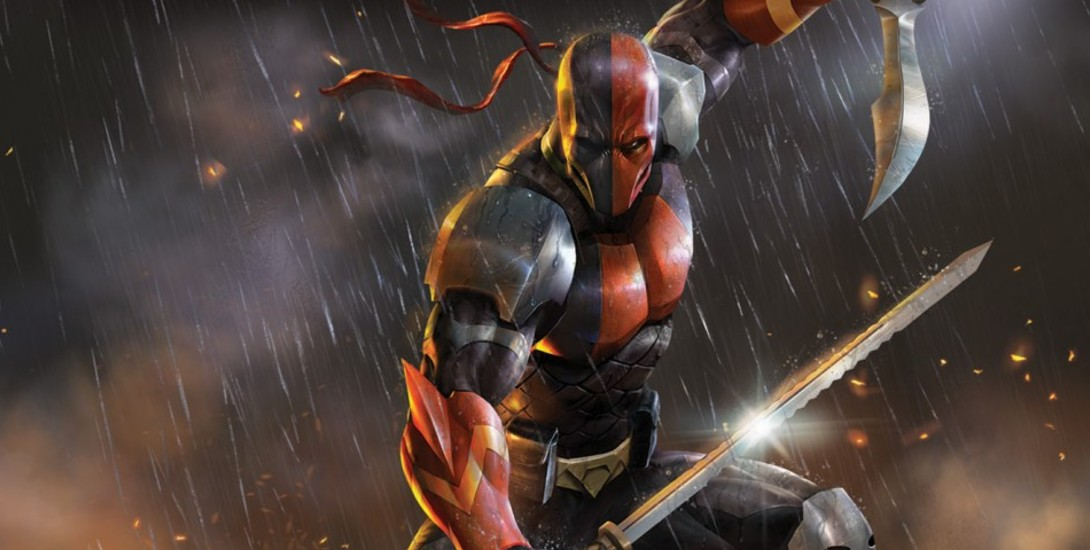 Trailer And Release Date Revealed For Deathstroke Knights Dragons Dark Knight News