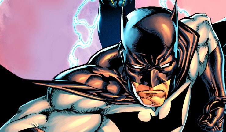 Batman and the Outsiders Dark Knight News