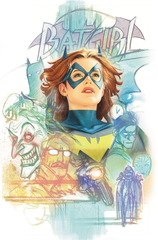 Batgirl Dark Knight News Batman and the Outsiders
