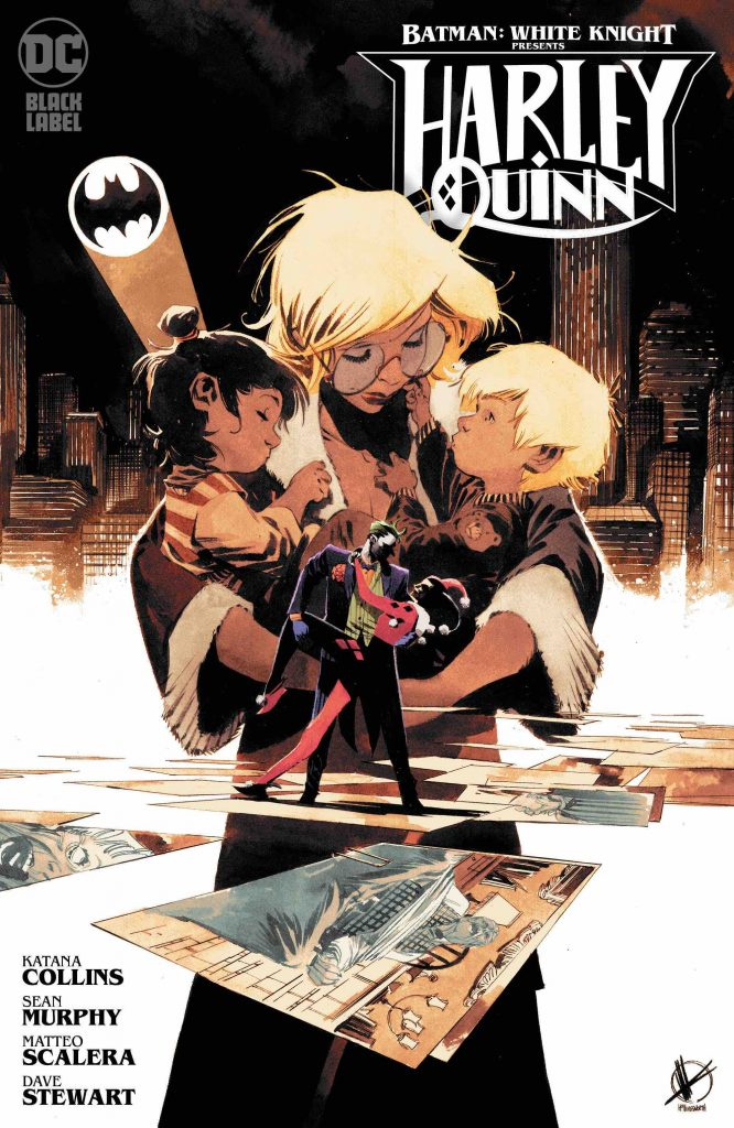 Harley Quinn Dark Knight News Batman: White Knight