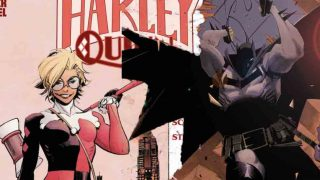 Dark Knight News Harley Quinn White Knight