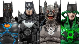 Darker Knights from McFarlane Toys