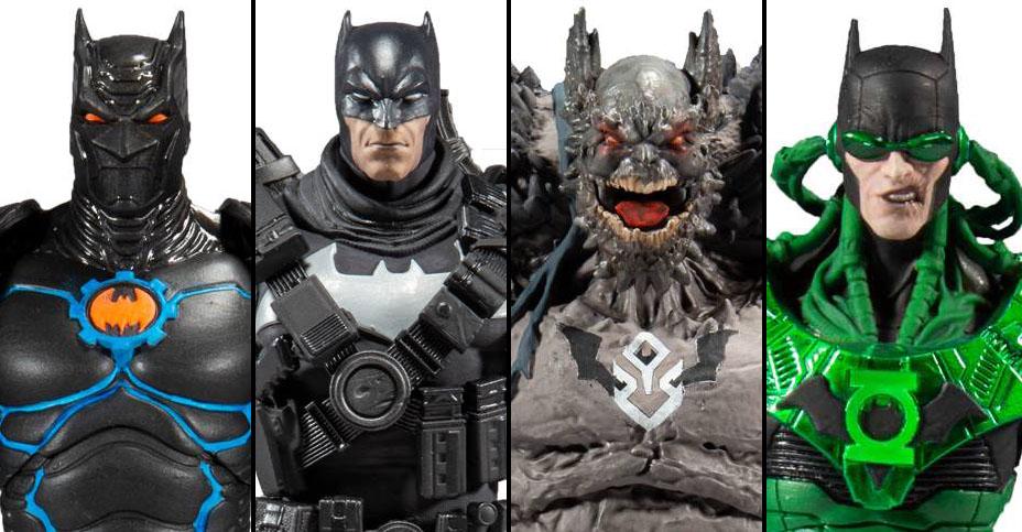 EARTH 44 BATMAN MURDER MACHINE PRE ORDER MCFARLANE DC COMICS DARK NIGHTS METAL