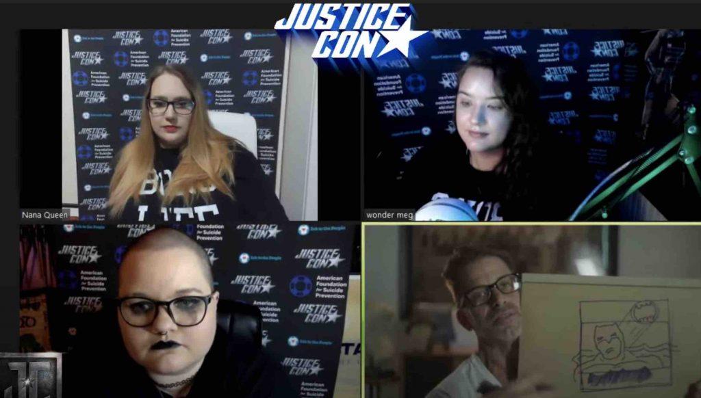 Zack Snyder Justice Con Dark Knight News