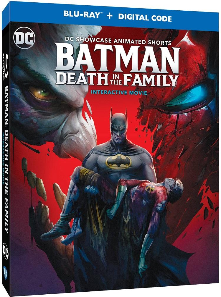 'Batman: Death in the Family' Debuts Box Art