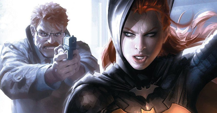 Batgirl in 'New 52'