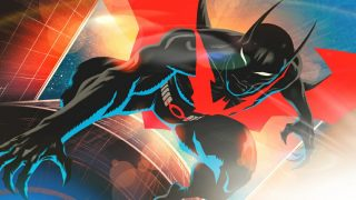Batman Beyond Ending