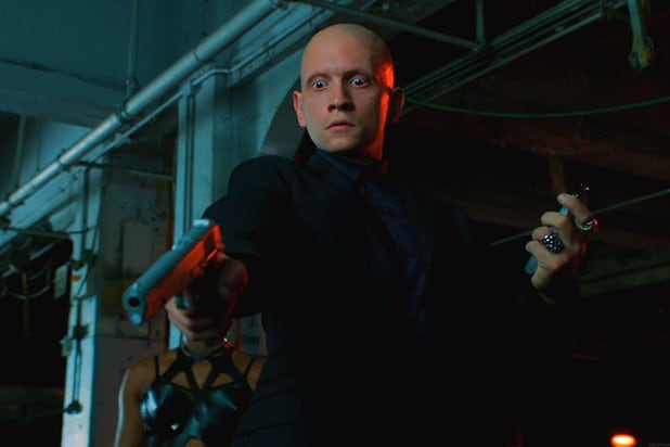 Anthony Carrigan as Zsasz in 'Gotham'