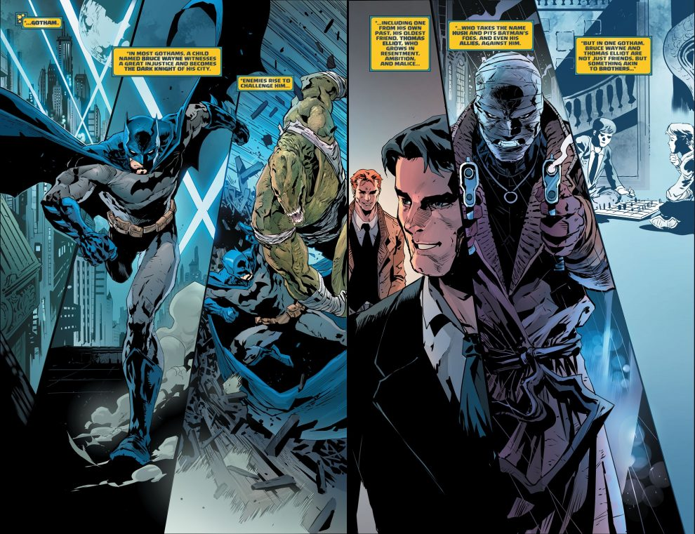 Tales From The Dark Multiverse - Batman Hush