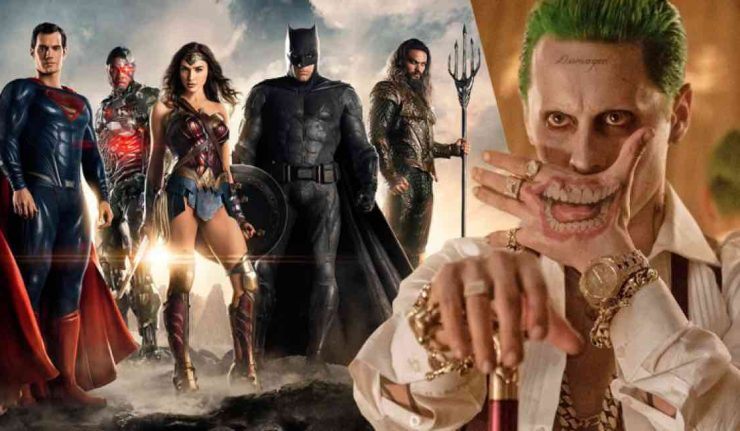 Jared Leto's Joker and the JL