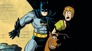 Batman & Scooby-Doo Mysteries Banner