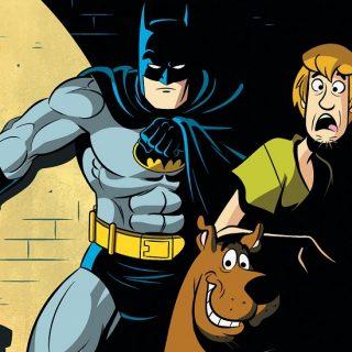 Batman & Scooby-Doo Mysteries Banner